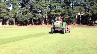 Overseeding PowerGrass - Traseminando il PowerGrass