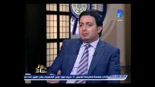 برنامج العاشرة مساء|مواطن مصرى يعمل فى قطر يكشف عن قضايا فساد للأمراء والشيوخ