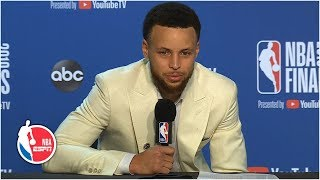 Steph Curry: Losing 'more motivating feeling' than winning NBA Finals | 2019 NBA Finals