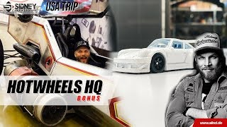 HotWheels Headquarter | USA Trip BONUS | Sidney Industries