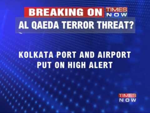 Al-Qaeda terror threat to Kolkata port?