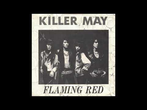 Killer May - Flaming Red Rockinf  ロッキンF