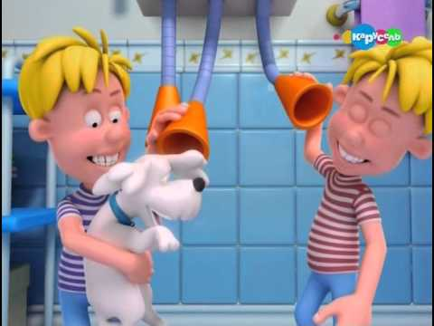мультфильм чудики 1 сезон 16. Чудной щенок