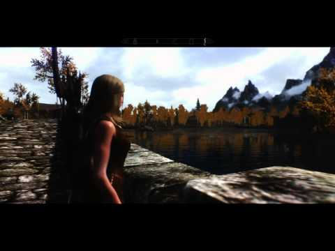 Skyrim ENB on mid-low PC