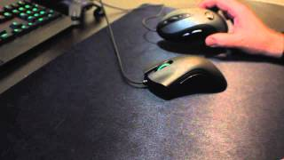 Razer DeathAdder 2013 vs. Logitech g400_ Extended Comparison