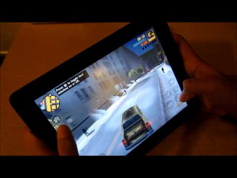 Grand Theft Auto 3 iOS iPhone/ iPad App Review & Gameplay