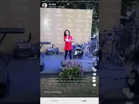 Download Lagu  Terbaperr Launching Lagu Si Doel The Movie - Selamat Jalan Kekasih Mp3 Free