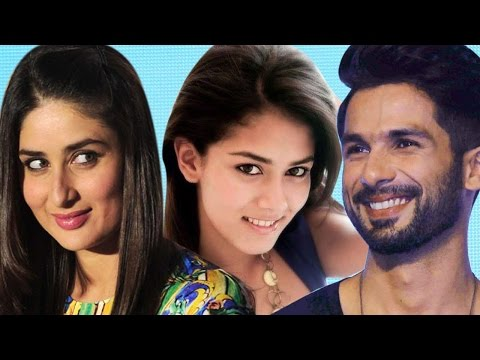 Kareena Kapoor REACTS on Shahid Kapoor's engagement with Mira Rajput