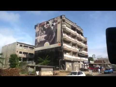 Abidjan yopougon cité verte