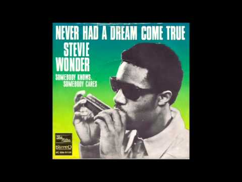 Stevie Wonder Never Had A Dream Come True klip izle
