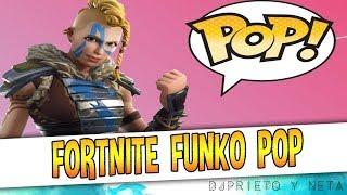 LOCURA TOTAL POR FORTNITE | Fortnite tendrá su propio Funko Pop (DETALLES)
