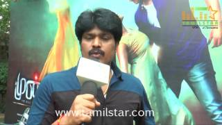 S P T A  Kumar At Munnodi Movie Team Interview