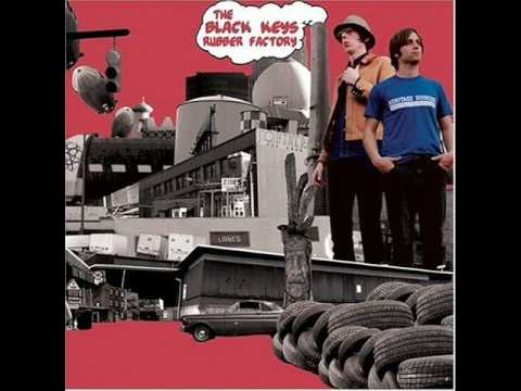 Black Keys - Girl Is On My Mind