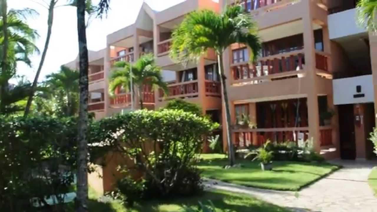 Orilla Del Mar Condominiums Courtyard Cabarete