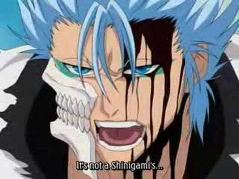 Bleach - Ichigo vs Grimmjow