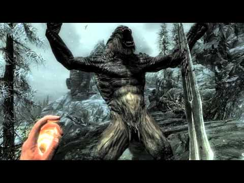 The Elder Scrolls V - Skyrim - Official Trailer (HD)
