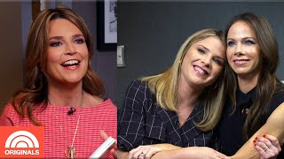 Bush Sisters Reveal Twin Secrets | Six-Minute Marathon | TODAY Originals