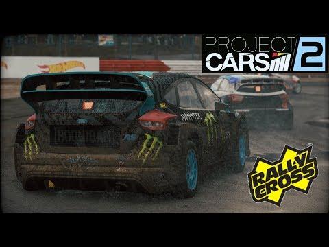 Project Cars 2 - ОБЗОР РАЛЛИ КРОСА, ВРЕМЕНА ГОДА И КАК МЕНЯЕТСЯ ПОГОДА В ИГРЕ?