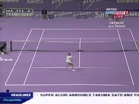 Ana Ivanovic vs Nadia Petrova 2006 Antwerp Highlights