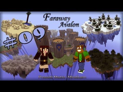 Faraway Avalon Minecraft Survival #09 End