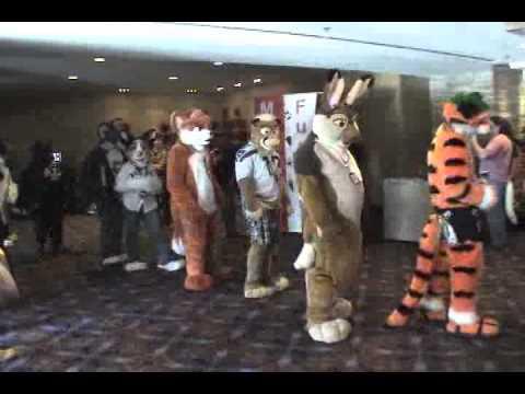 Fursuit Parade Fursuit Parade Mff 2012