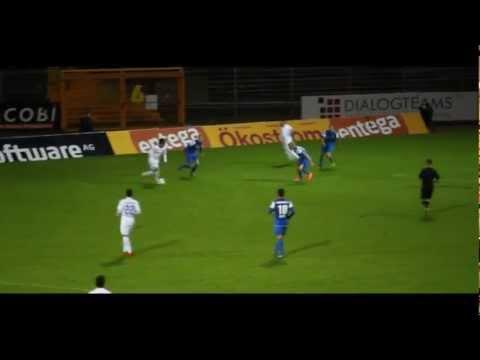 Takashi Usami Goal à la Messi- SV Darmstadt 98 x TSG Hoffenheim HD