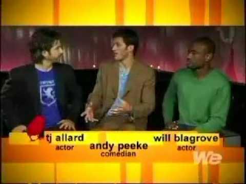 Andy Peeke: 3 Men & A Chick Flick- Carolina (movie) Julia Stiles