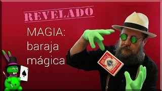 Magia: La Baraja Mágica  Tutorial Magic: The Magic deck
