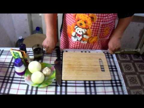Как приготовить рис с мясом - видео