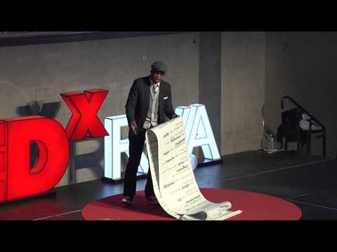 Play is... : Kevin Carroll at TEDxRVA 2013