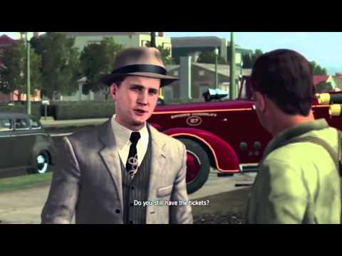 LA Noire: Walkthrough Part 60 [Case 17] - Let's Play (Gameplay & Commentary)