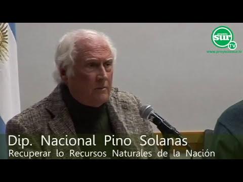 Las Causas de Proyecto Sur: Recuperar lo recursos naturales y redistribuir la riqueza
