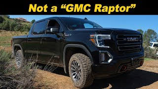 2019 Sierra AT4 | Deal Or No Deal? Off Road Edition.