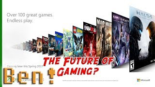 Is Xbox Games Pass the Future of Gaming? | Ben's OP Game Show Ep.115 (Pt. 2)