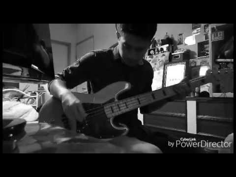 L'arc~en~ciel - sell my soul (Bass cover)