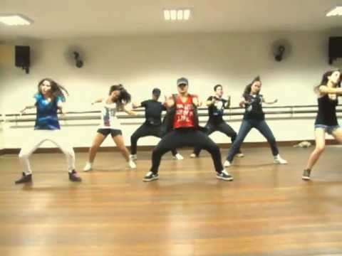Jennifer Lopez - Dance Again Choreography...