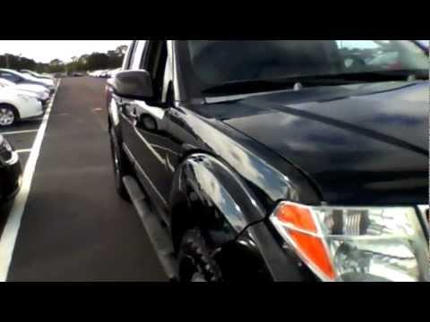 2006 Nissan Frontier LE Startup & Rev (Bad Transmission)