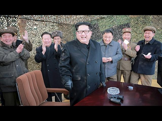 "North Korea threatens ""indiscriminate pre-emptive"" nuclear strike against US and South Korea"