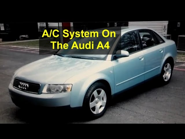 Self service recharging the AC system 134a Freon ... - YouTube