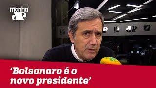 Bolsonaro é o novo presidente. Isso é inquestionável | Marco Antonio Villa