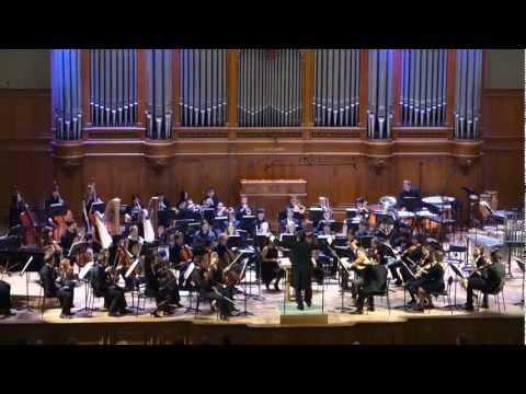 Звездные войны - Симф. оркестр моск. конс.