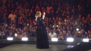 Adele 34 Set Fire To The Rain 34 Live At Staples Center La 8 10 16