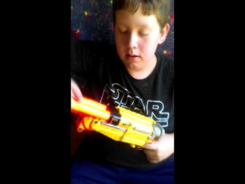 Nerf mini shotguns review
