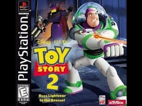 Toy story 2 walkthrough part 15 tarmac trouble part 1