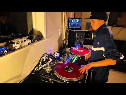DJ K-SWIZZ (DMC ONLINE 2015) Round 8