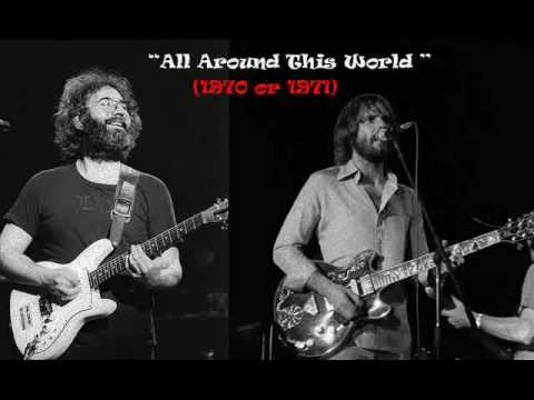 Jerry Garcia gets heckled for playing Country Music