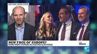 Austria election: The difference between Macron and Kurz