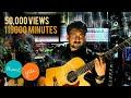 Ronnie Matthew Manappallil  - The Ilaya Nila Guitar Project (HD) Mp3