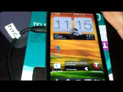 HTC One XL 32GB. Telstra - Australia. rooting. bootloader unlock and clockworkmod recovery