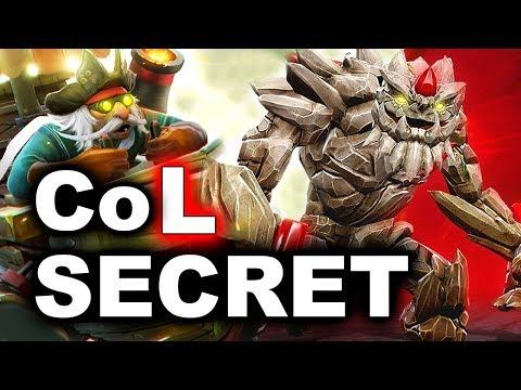 SECRET vs CoL - Main Event - Perfect World Masters DOTA 2